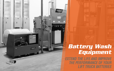 Battery Wash Equipment Month