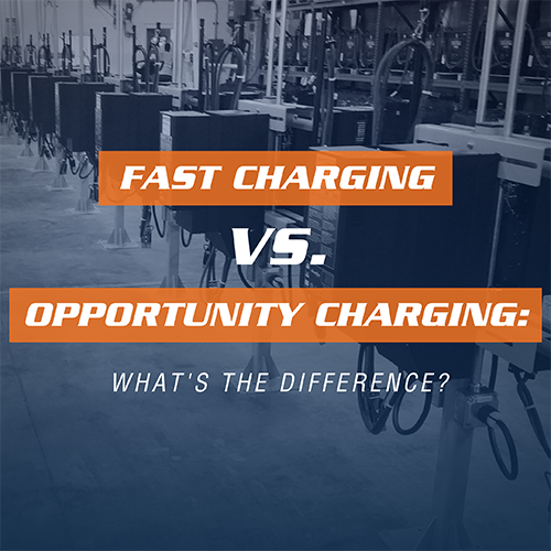 fast charging vs opportunity charging