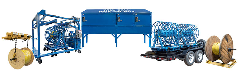 Material Handling Equipment for Electrical Wholesalers
