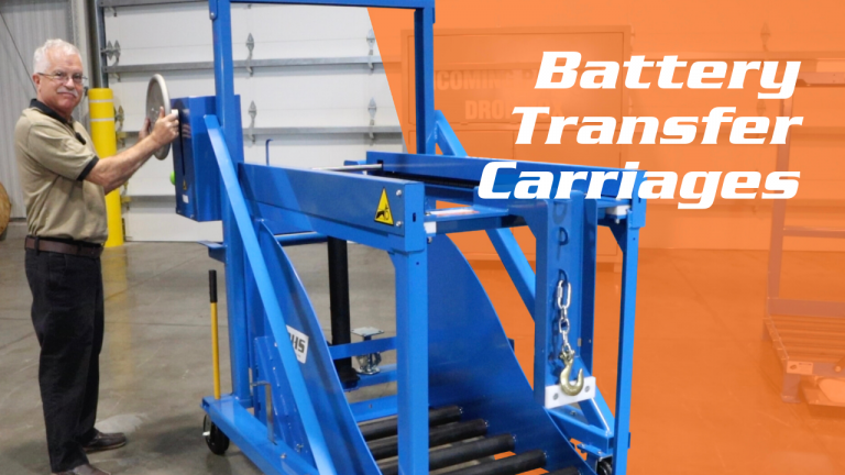 Battery Transfer Carriage Video