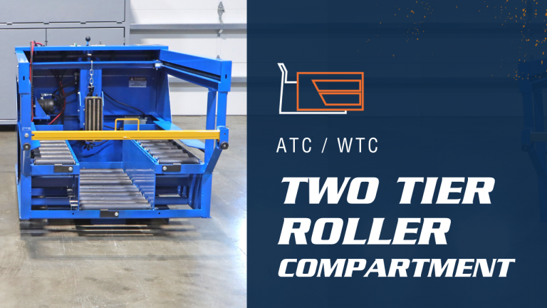 Two Tier Roller Compartment Option Video