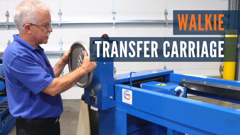 Walkie Transfer Carriages Video