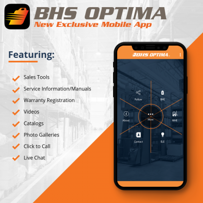 BHS, Inc  Releases Exclusive Mobile App for Dealers and End-Users