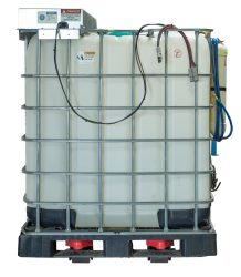 Battery Watering and Filling System Tank