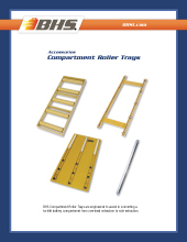 PL-2300 Compartment Roller Trays