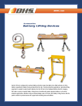 PL-2900 Battery Lifting Devices