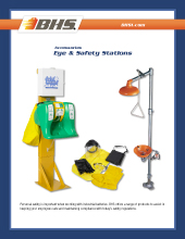 PL-3100 Eye & Safety Stations