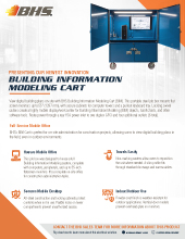 PL-7900 Building Information Modeling Cart