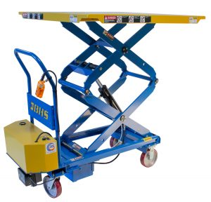 PMLT Powered Mobile Lift Tables