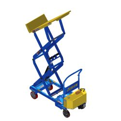 PMTT Powered Mobile Tilt Tables