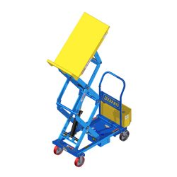 MMTT Manual Mobile Tilt Tables