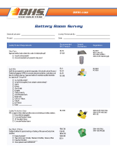 SM-1044-Battery-Room-Survey