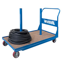 WCC Wire Coil Cart